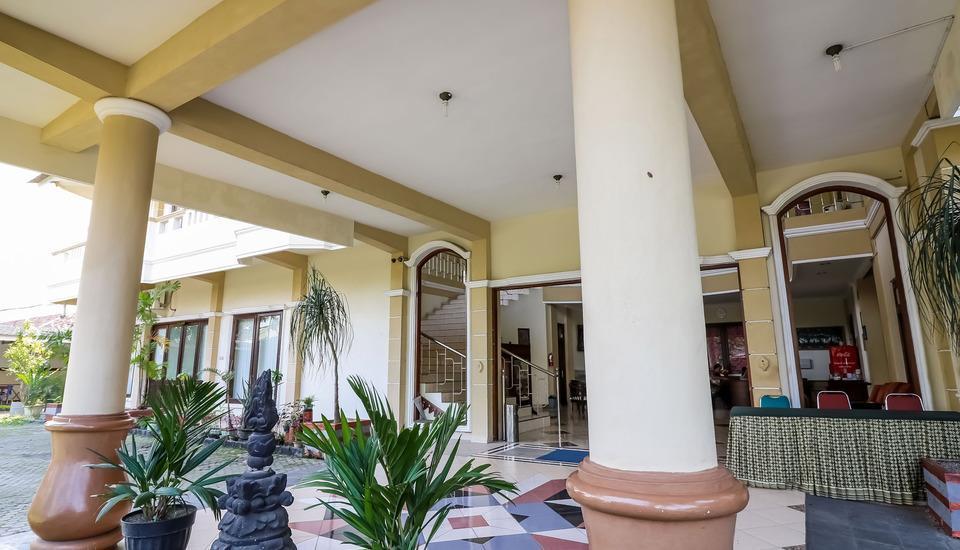 NIDA Rooms Sutomo 13A Pakualaman - Pemandangan Area