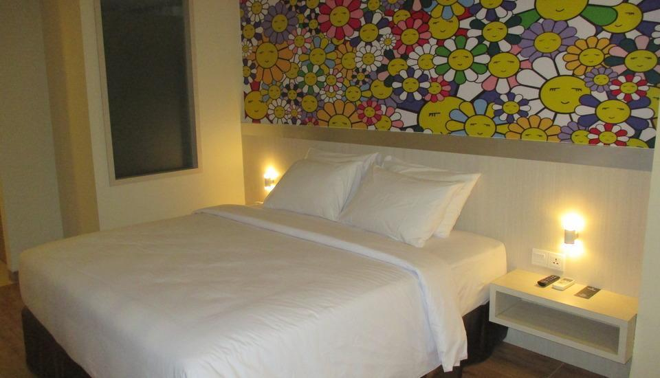 Nite and Day Batam Jodoh Square Batam - Happy Day Room Only Regular Plan