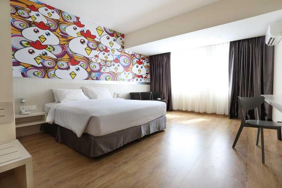 Nite and Day Batam Jodoh Square Batam - Sunshine Day Room Only MID NITE OFFER 40%