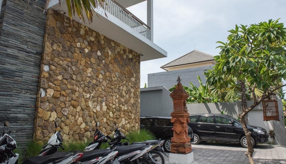 RedDoorz @Tukad Asahan Bali - Eksterior