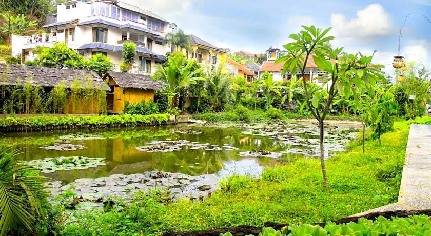 Lotus Hotel Bandung - Sekitar