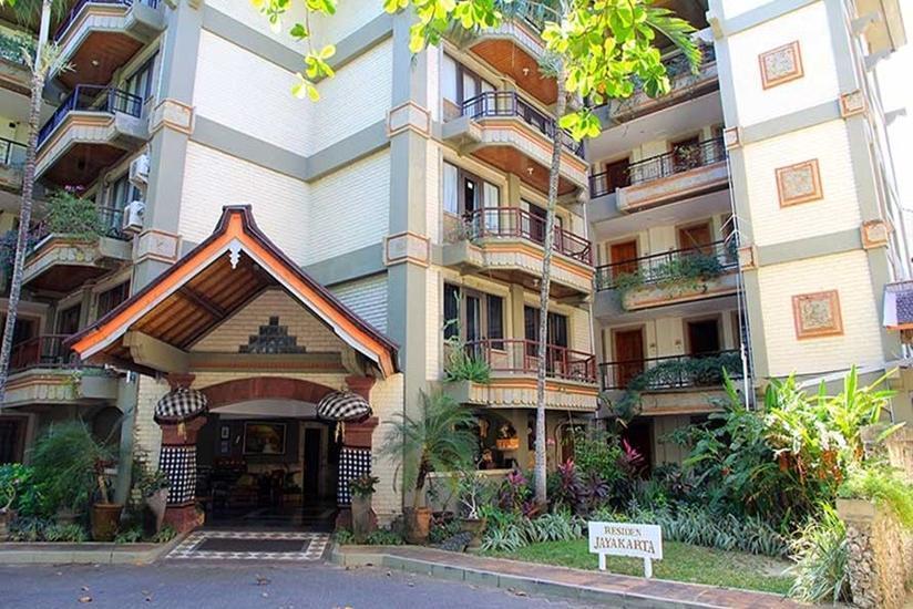The Jayakarta Bali Beach Resort Bali - Eksterior