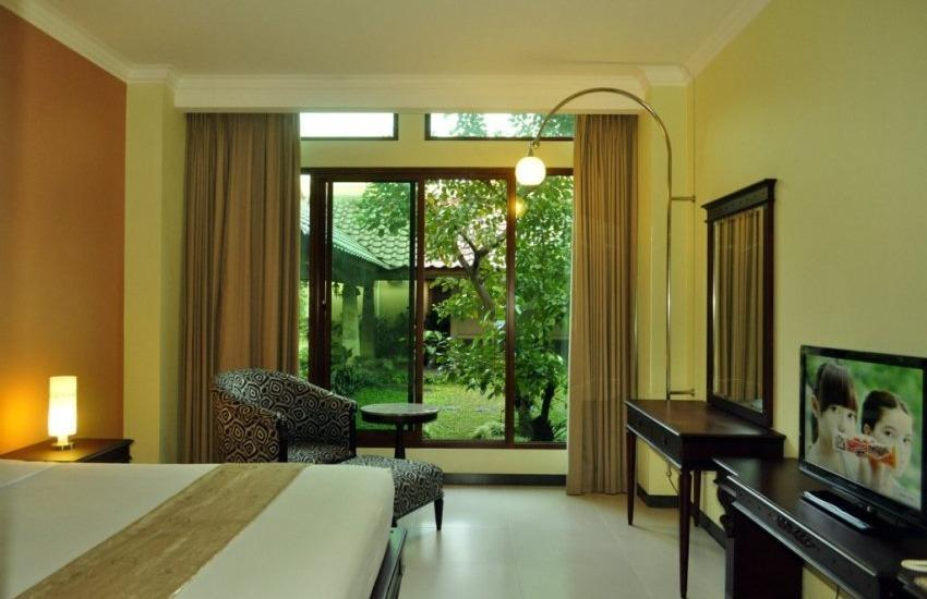 Maharani Guest House Yogyakarta - Deluxe Room Only Regular Plan