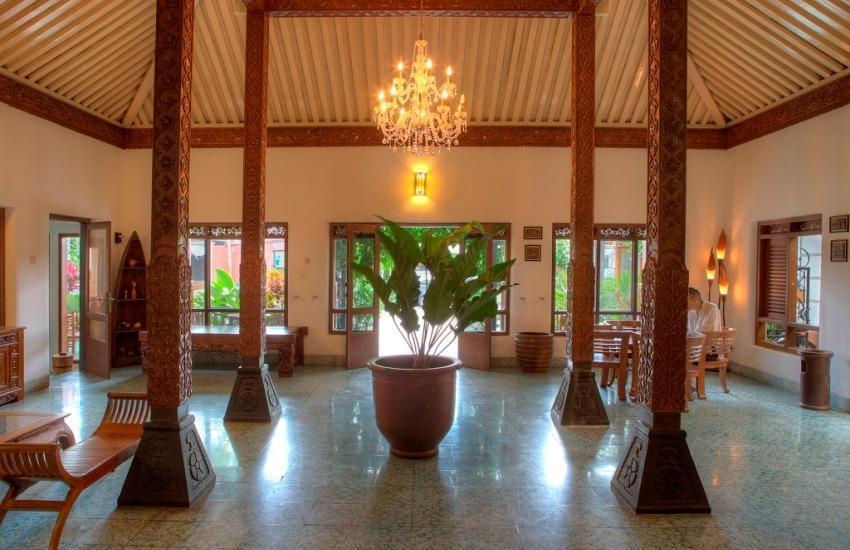 Maharani Guest House Yogyakarta - Lobby