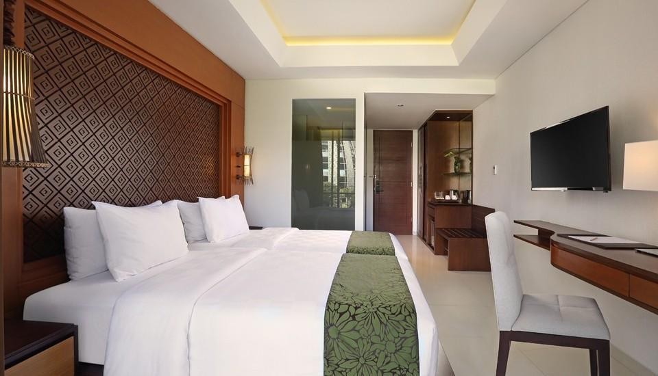 Golden Tulip Jineng Bali - Deluxe City View With Breakfast Lastminute Promotion