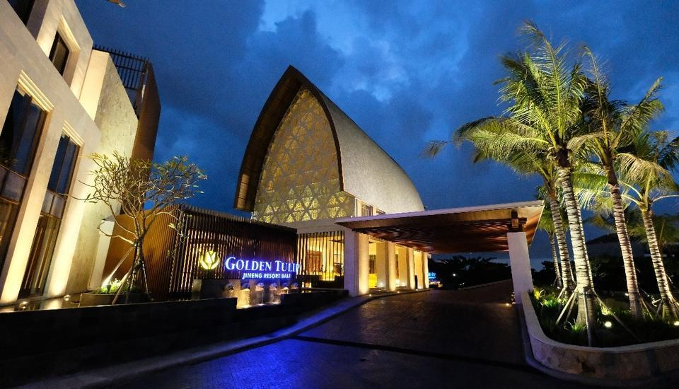 Golden Tulip Jineng Bali - Jineng Lobby Lounge