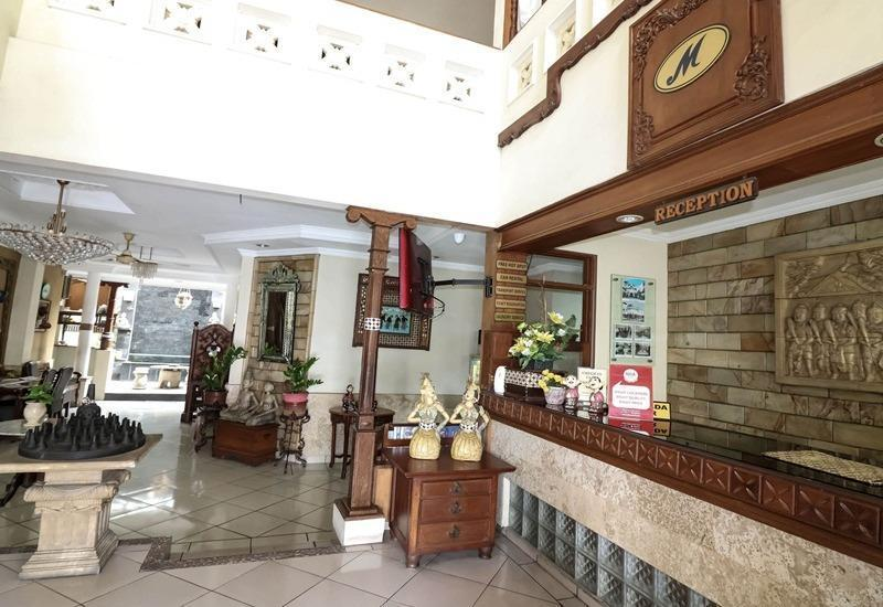 NIDA Rooms Pasar Kembang 61 Kraton - Resepsionis