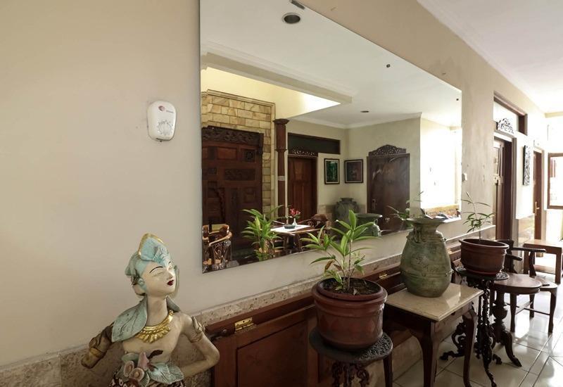 NIDA Rooms Pasar Kembang 61 Kraton - Interior