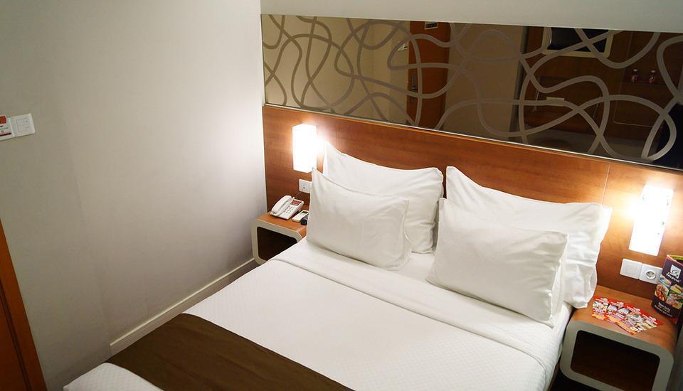 Citihub Hotel at Mayjen Sungkono Surabaya - Nano Room Only Regular Plan