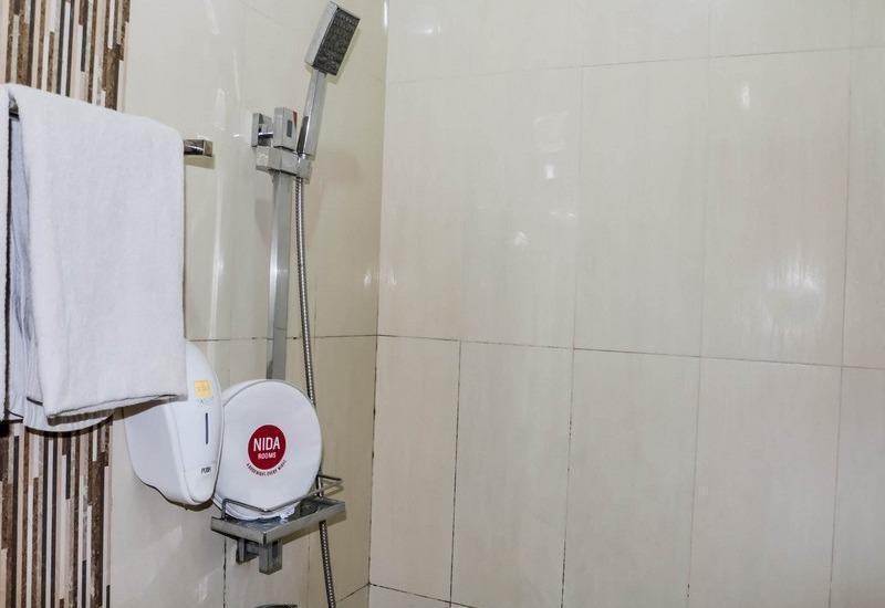 NIDA Rooms Rumah Mode Cibaduyut - Kamar mandi