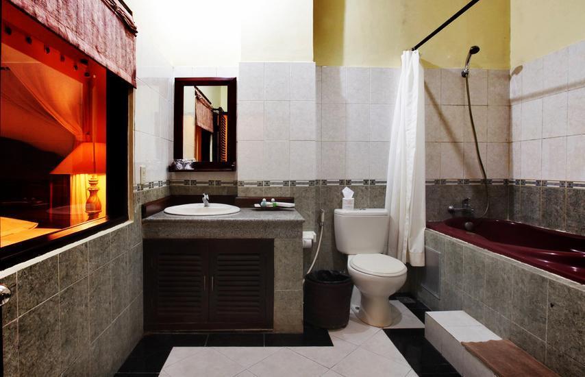Maxi Hotel And Spa Bali - Bathroom Super Deluxe