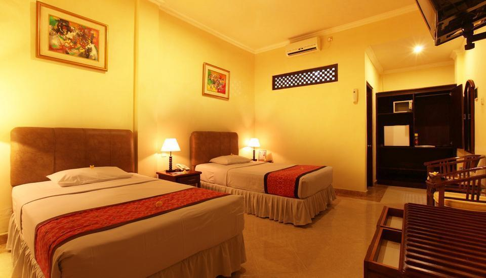 Maxi Hotel And Spa Bali - Standard Room Only  Save 23.5%
