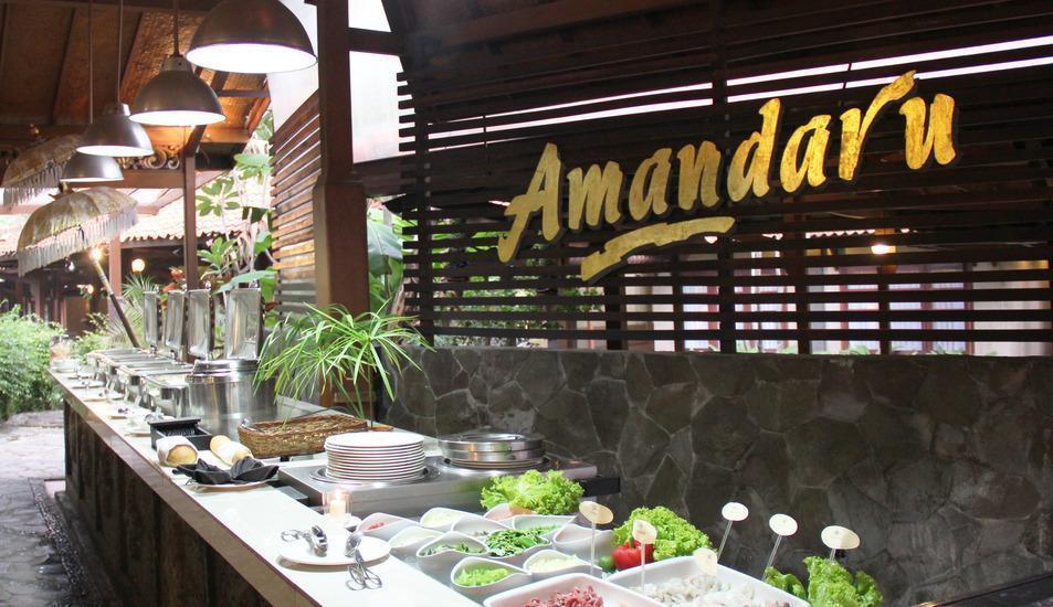 Singgasana Hotel Surabaya - Amandaru Restaurant
