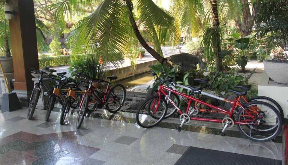 Singgasana Hotel Surabaya - Fasilitas Olahraga