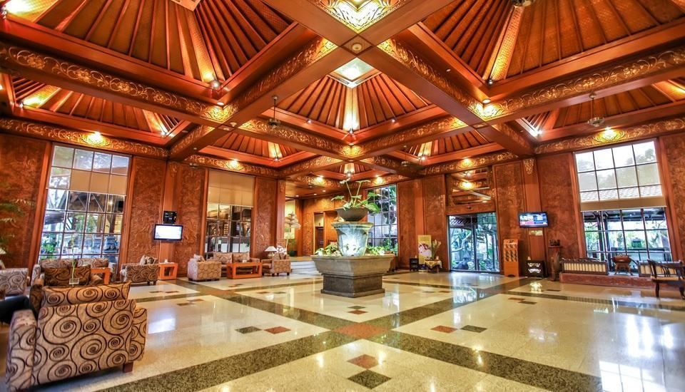 Singgasana Hotel Surabaya - Lobby