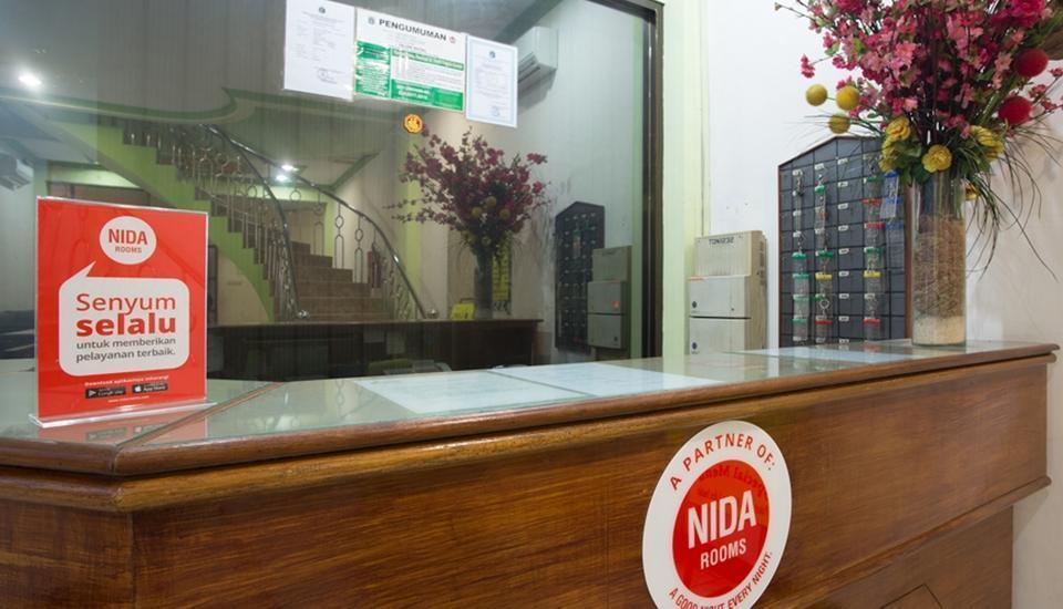 NIDA Rooms Mangga Dua Market Jakarta - Resepsionis