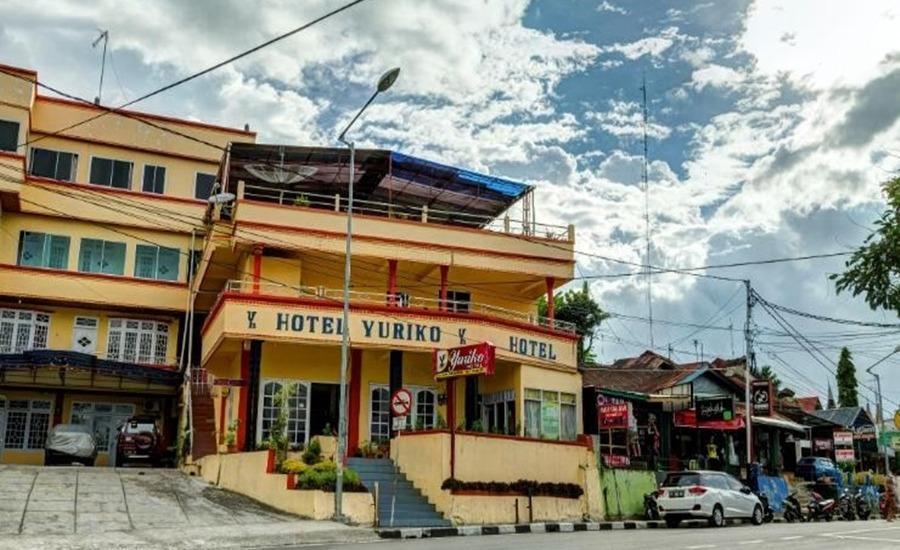 Hotel Yuriko Padang - Eksterior