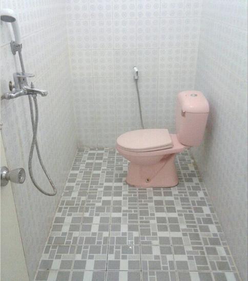 Hotel Yuriko Padang - Bathroom Standard