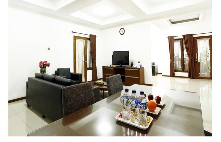 Kuldesak Villas Bandung Bandung - Ruang tamu