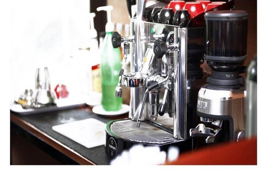 Kuldesak Villas Bandung - Coffee Maker