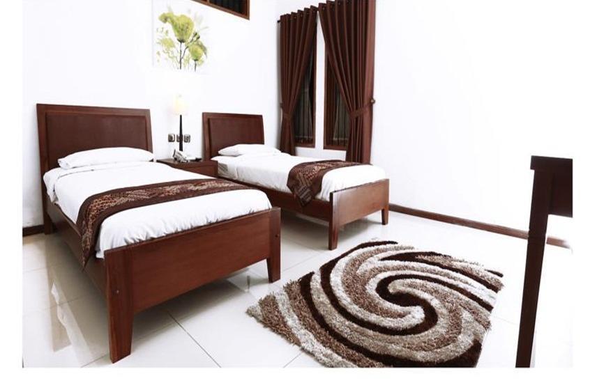 Kuldesak Villas Bandung Bandung - Kamar tamu