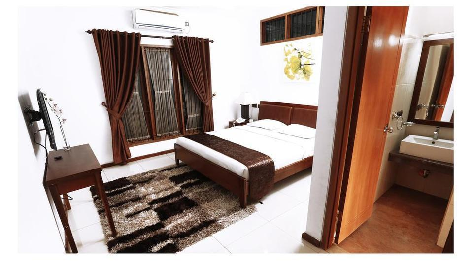 Kuldesak Villas Bandung Bandung - 3 Bedrooms Villa Room Only Regular Plan