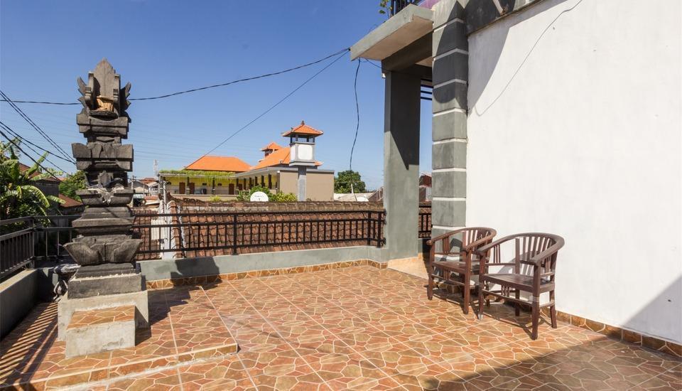 RedDoorz @Pulau Galang Denpasar Bali - Rooftop