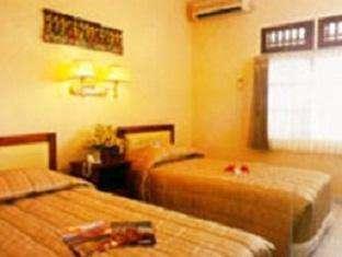 Hotel Hapel Semer Bali - Tempat tidur Twin