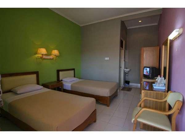 Hotel Hapel Semer Bali - DELUXE TWIN ROOM