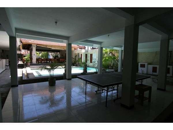 Hotel Hapel Semer Bali - TABLE TENNIS AND INDOOR KIDS PLAY GROUND
