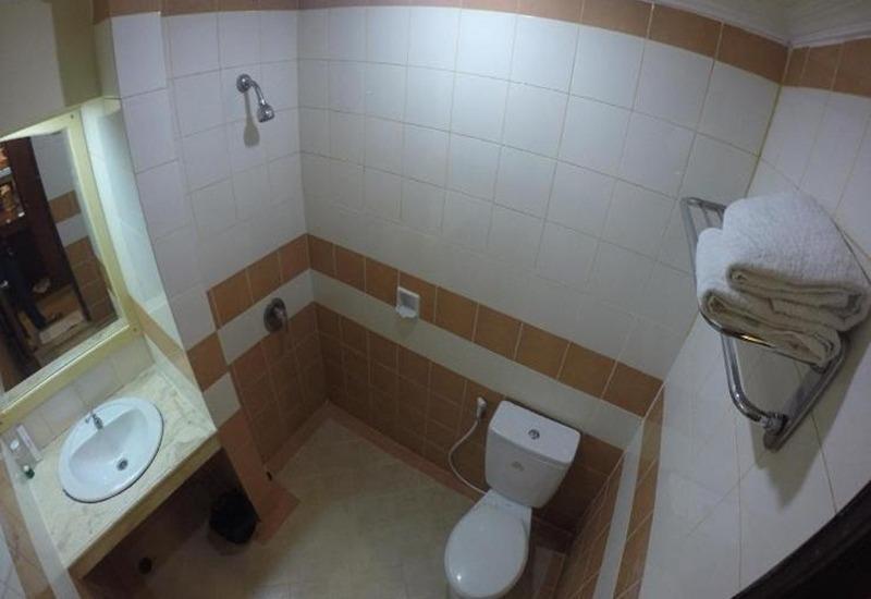 Harmonis Hotel Tarakan - Kamar mandi