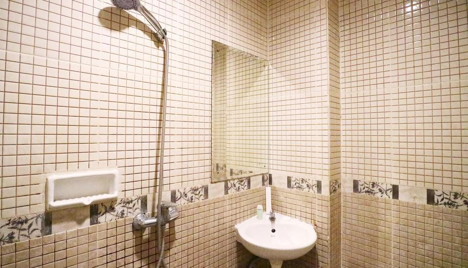 ZUZU Hotel Feodora Hotel - Deluxe bathroom