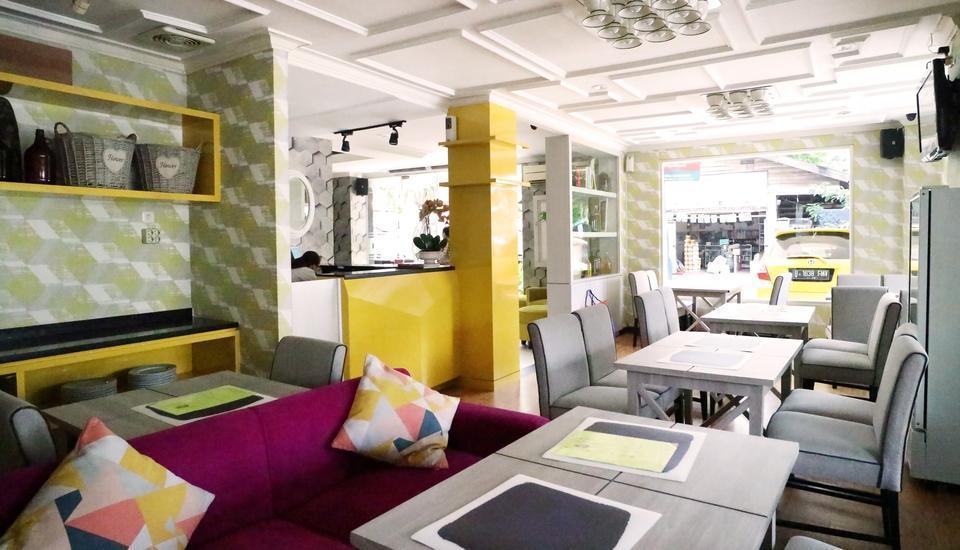 ZUZU Hotel Feodora Hotel - Breakfast Room
