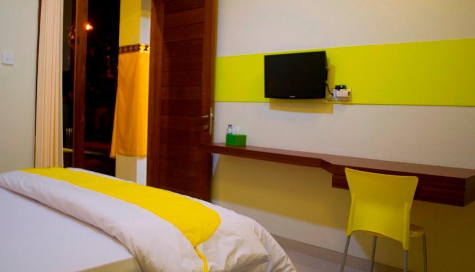 De Lemon Gatsu Hotel Bali - Kamar tamu