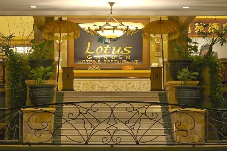 Lotus Garden Hotel Kediri - Reception