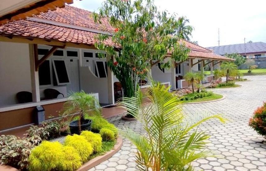 Hotel Citra Sungailiat Bangka - Eksterior