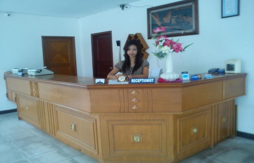 Hotel Citra Sungailiat Bangka - Resepsionis