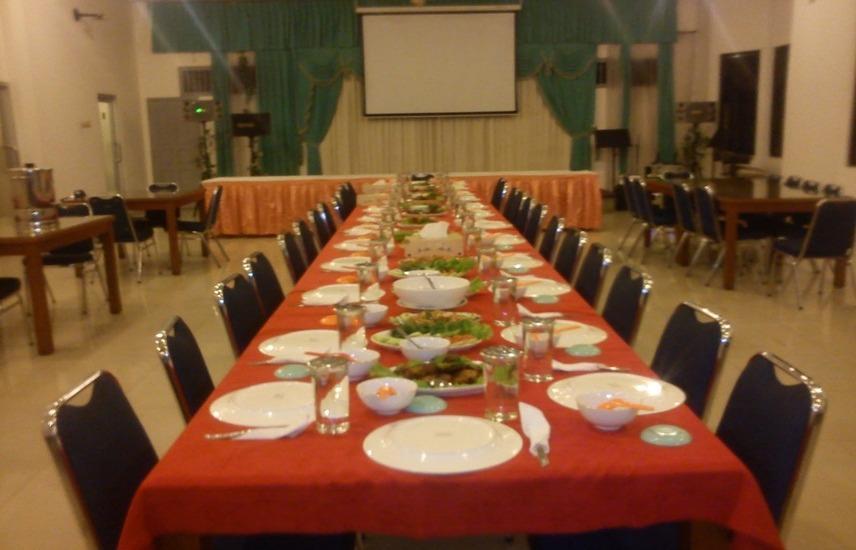 Hotel Citra Sungailiat Bangka - Restoran