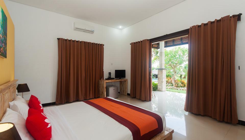 ZEN Premium Pecatu Tanjung Simah Bali - Kamar tidur