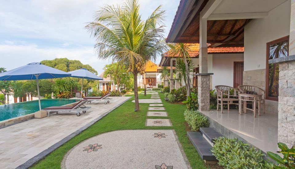 ZEN Premium Pecatu Tanjung Simah Bali - Taman