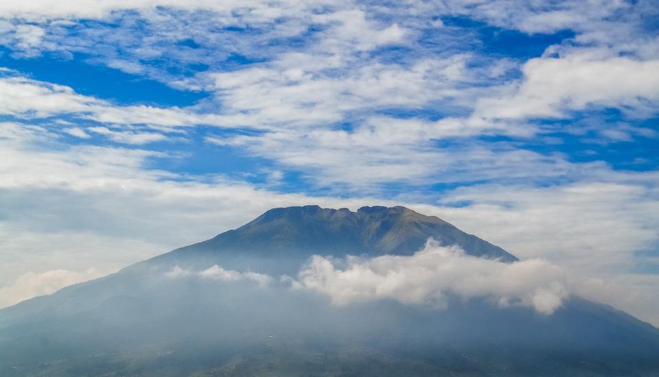 Ayaartta Hotel Malioboro Yogyakarta - Merapi Mountain