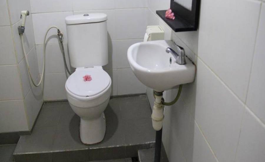 Sampurna Jaya Hotel Tanjung Pinang - Kamar mandi