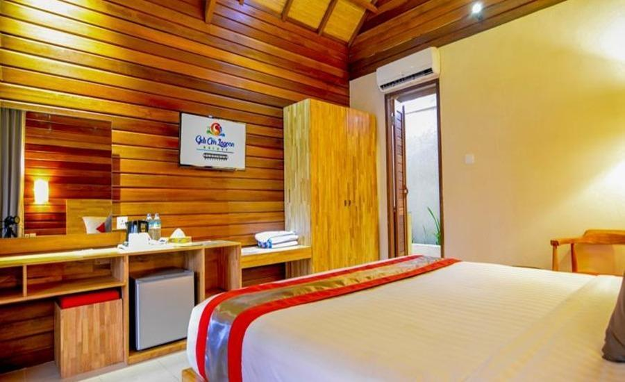 Gili Air Lagoon Resort Lombok - One Bedroom Pool Lagoon Regular Plan