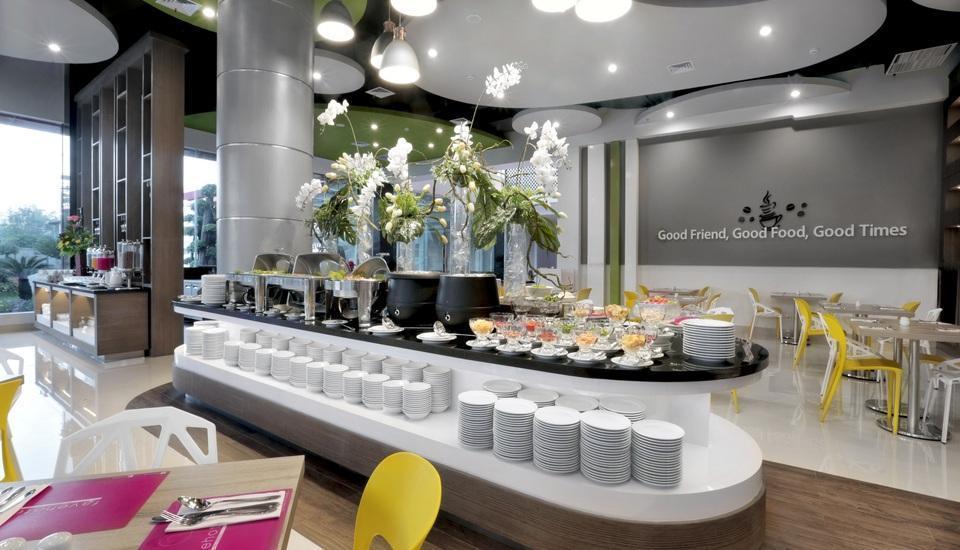 favehotel Tuban - Lime Restaurant