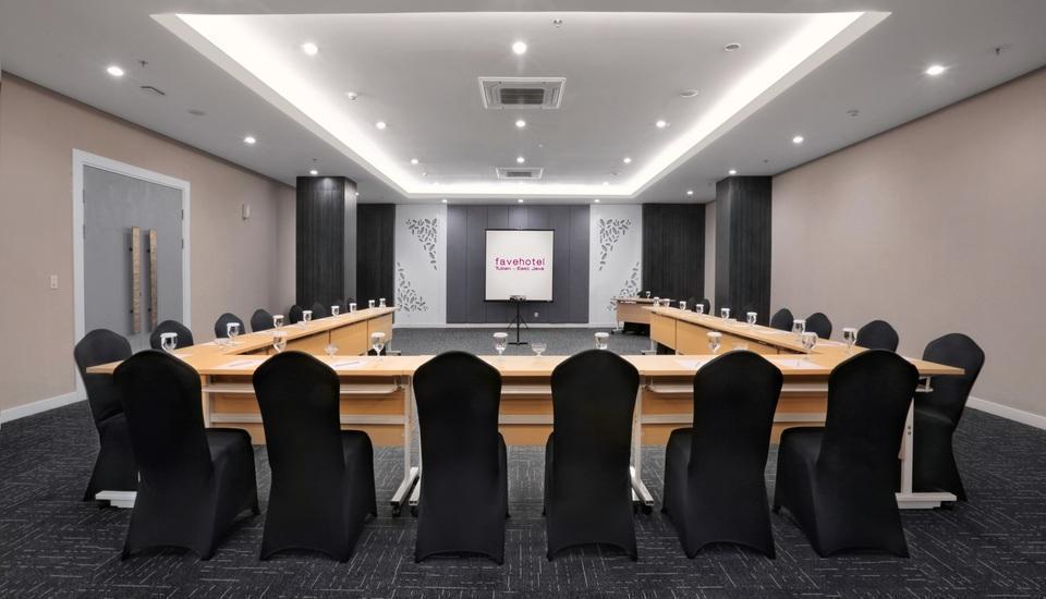 favehotel Tuban - Ruang Pertemuan
