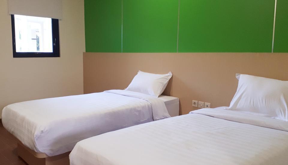 Hotel Setia Budi Madiun - Kamar Studio- Twin Bed