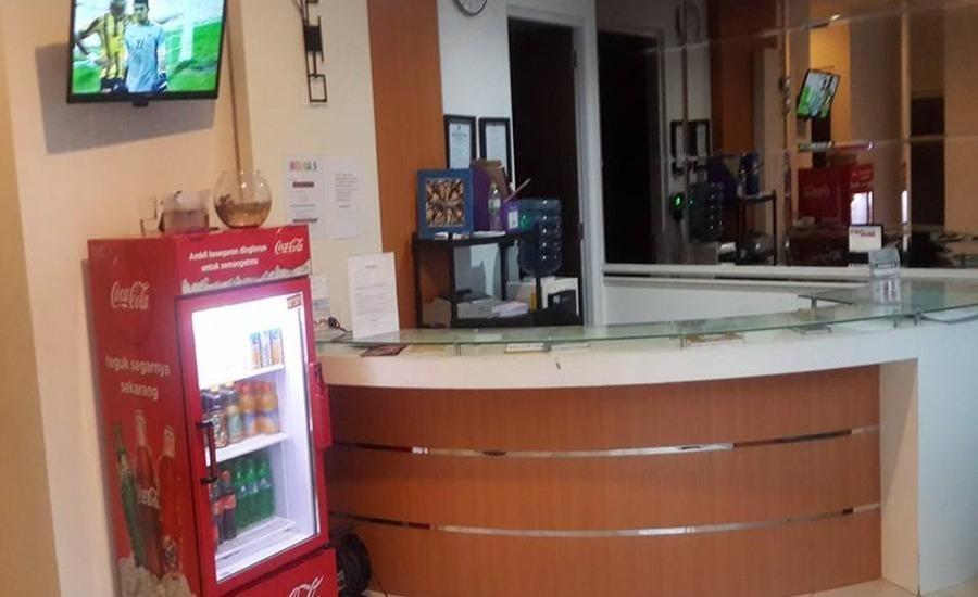 Wisma 9 Jakarta - Lobi