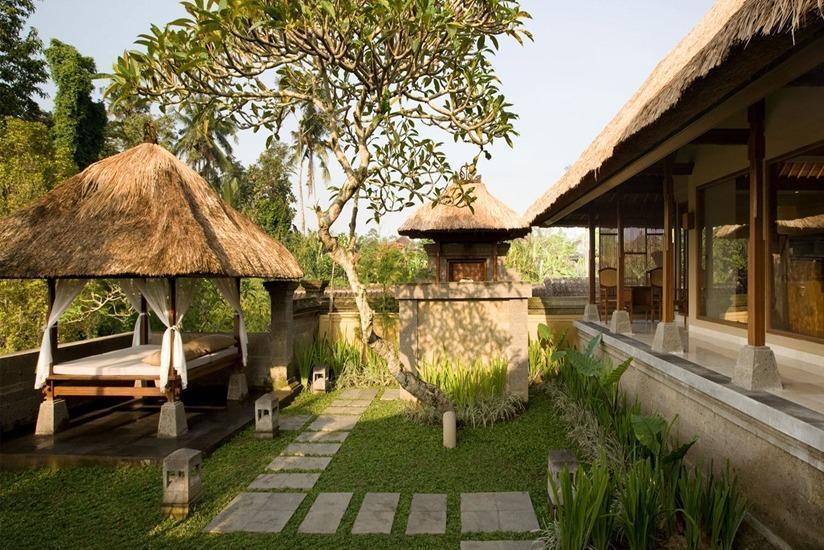 Kamandalu Ubud - Taman