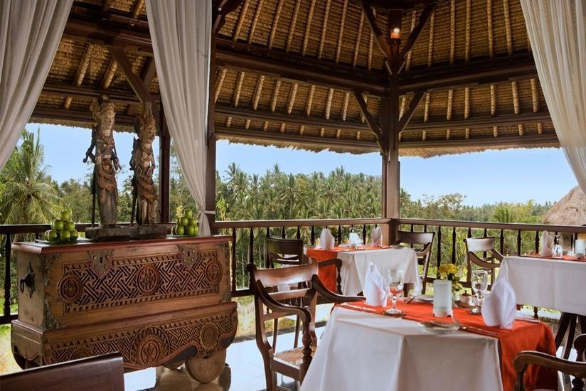 Kamandalu Ubud - Restoran