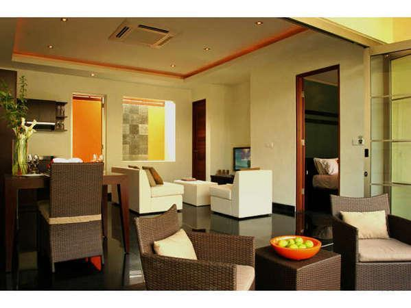Sun Island Seminyak - Deluxe Pool Villa Minimum Stay 3N Disc 18%